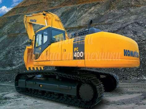 Экскаватор KOMATSU HC-400-7