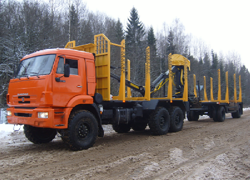 КАМАЗ 43118 ОМТЛ-7002