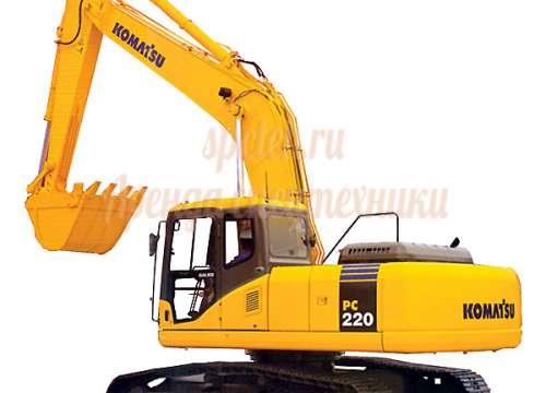 Экскаватор KOMATSU HC-220-7