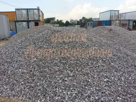 щебень для бетона купить томск